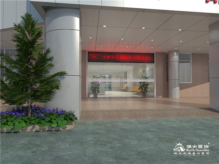 中山市中糖医院装修设计案例