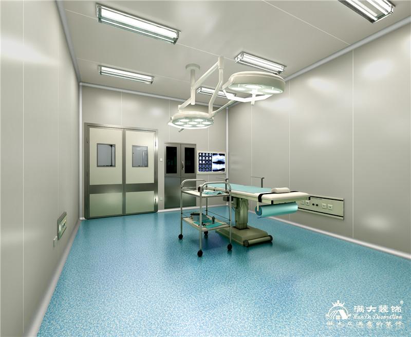 广州市海珠区艺美医疗美容整形门诊手术室装修