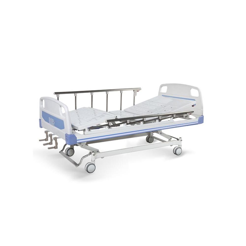 多功能电动床(铝合金护栏)