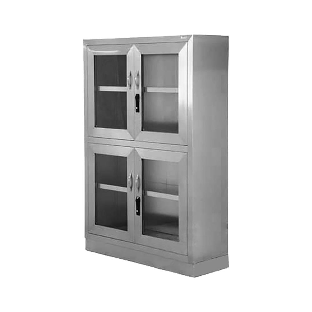 不锈钢敷料柜辅料柜(四门)