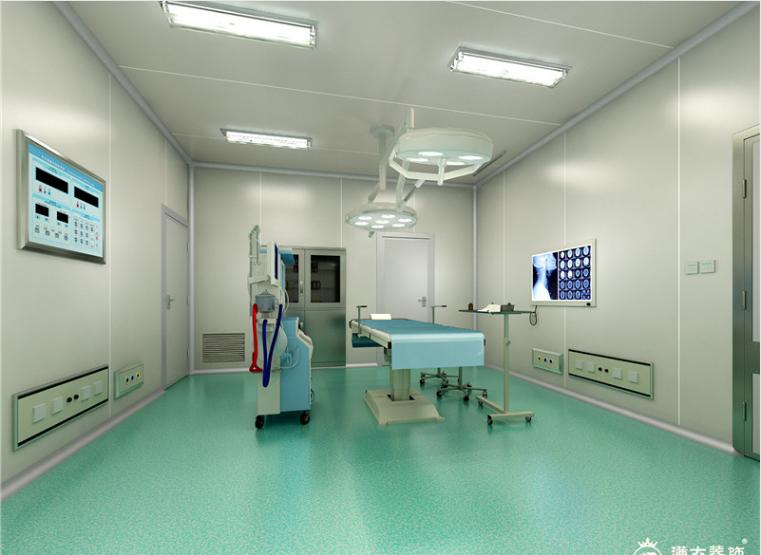 一体化洁净手术室整体施工流程你知道哪些