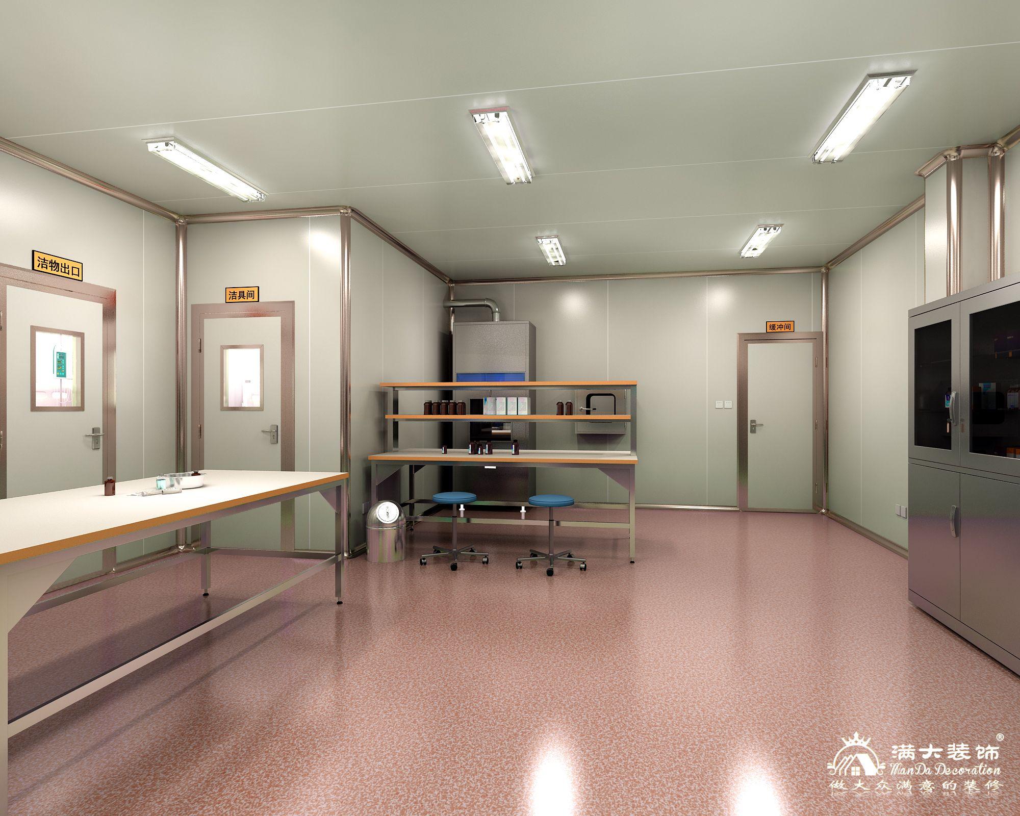 消毒供应中心装修的注意事项