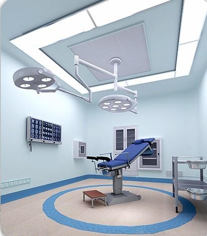 洁净手术室装修的送风天花功效