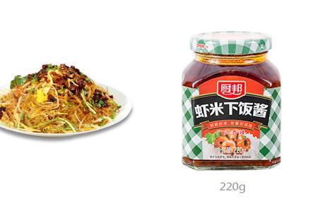 厨邦虾米下饭酱