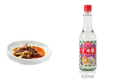 厨邦9°米醋