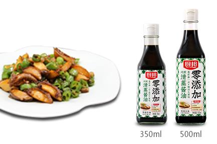 亚博网页版登录纯酿清蒸酱油