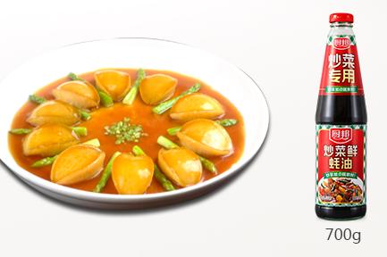 厨邦炒菜鲜蚝油