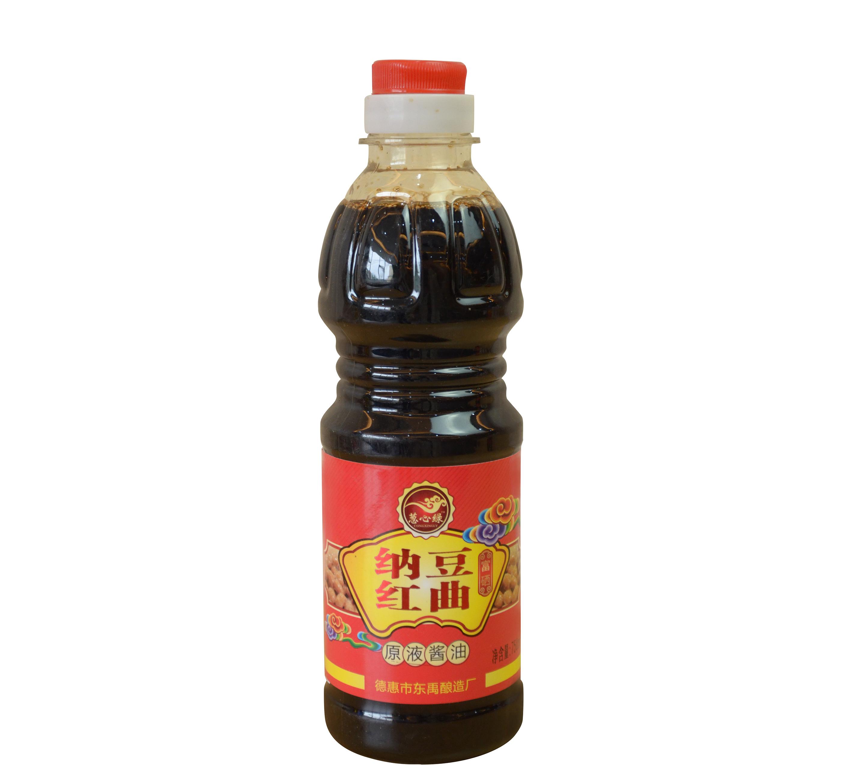 纳豆红曲原液酱油