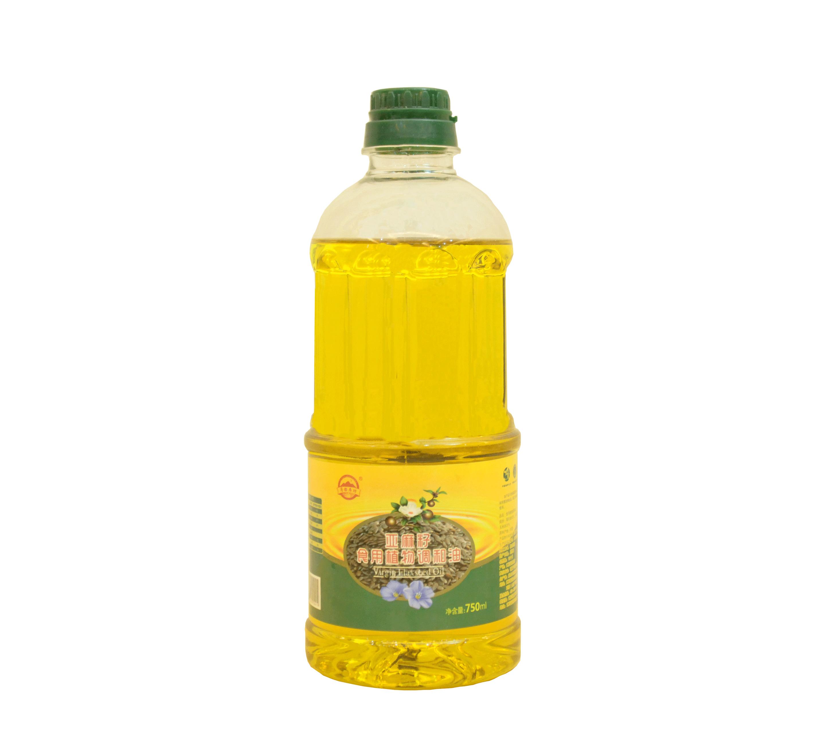 亚麻籽食用植物调和油