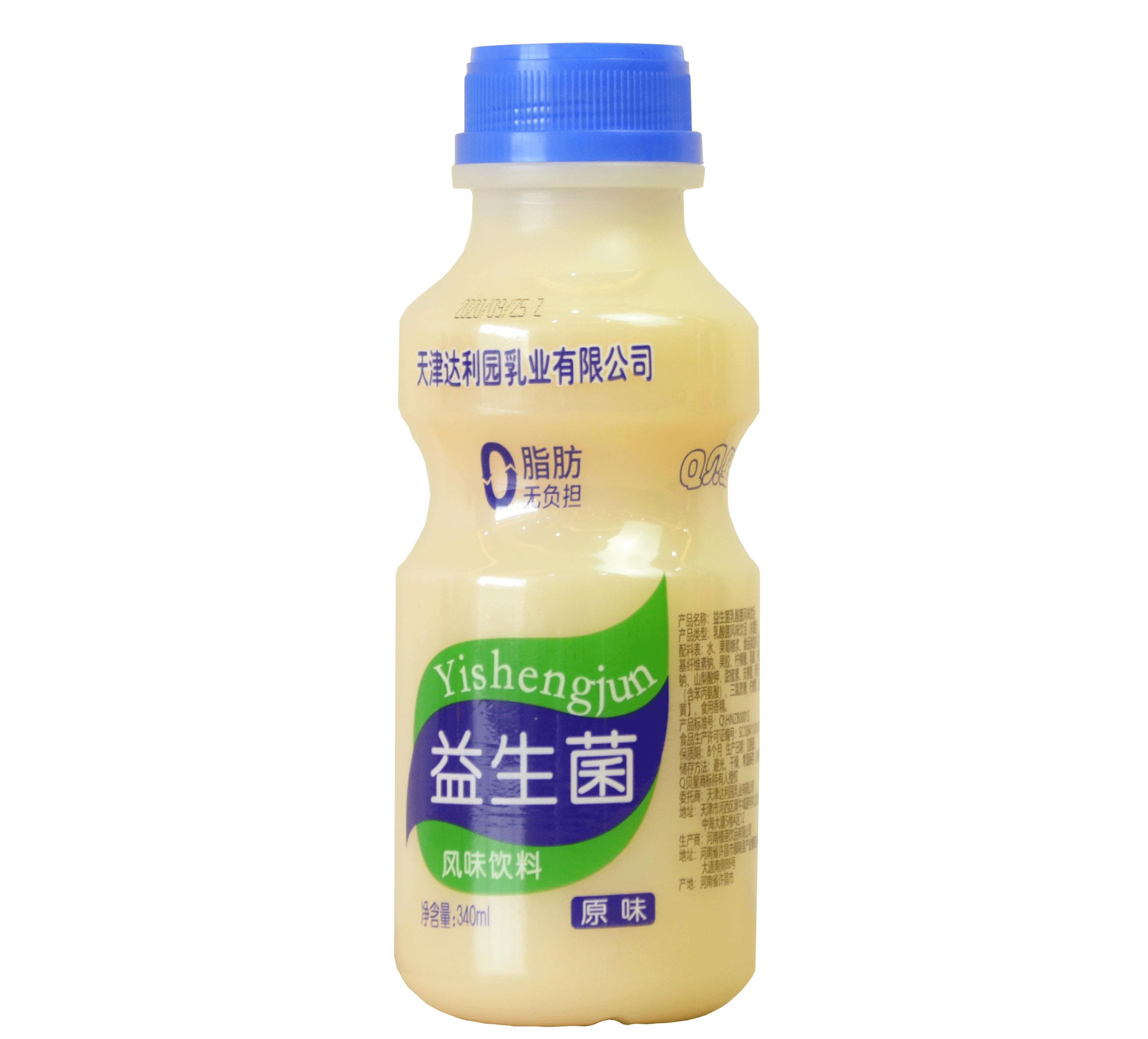 益生菌风味饮料