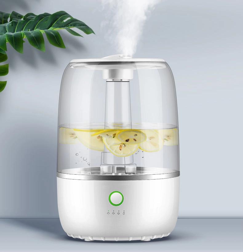 4L UV Light Top Filling Essential Oil Aroma Diffuser Disinfect Sterilize Humidifier