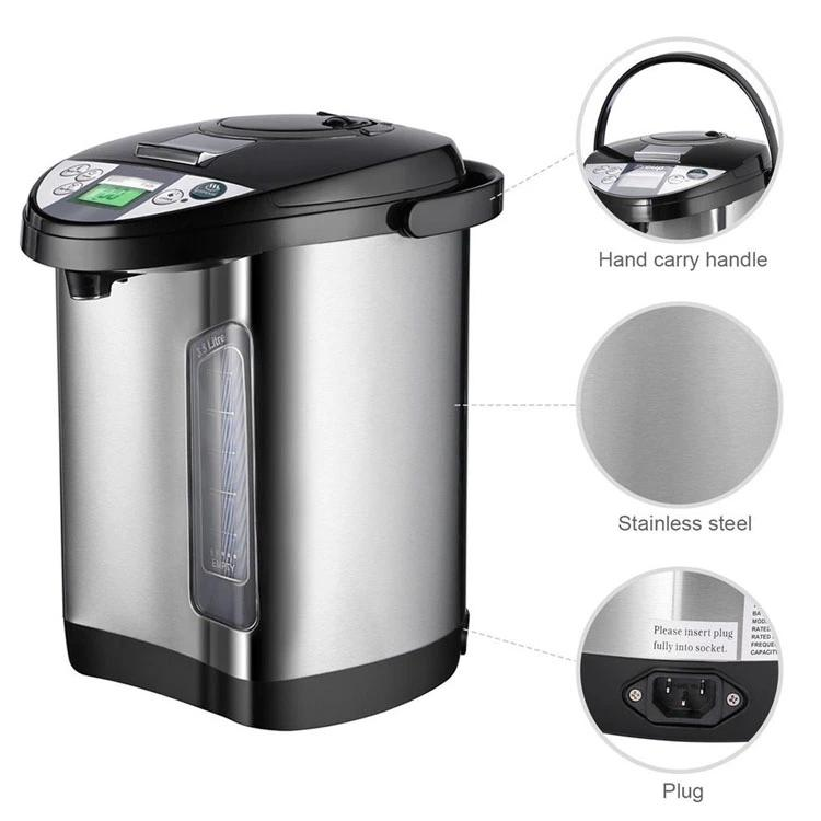 EKA-3.8G2 Fashionable Stainless Steel Electric Thermo pot