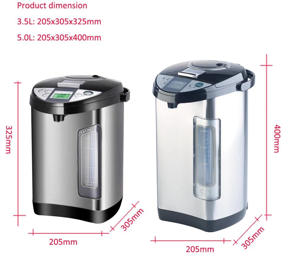EKA-3.8G2  Simple 3 ways of water dispensing electric air pot