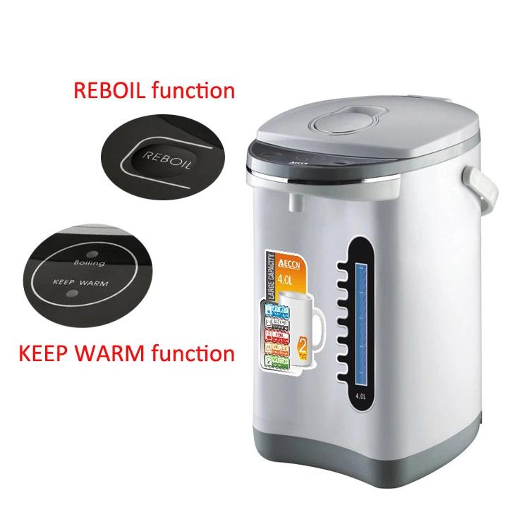 Good sell in Amazon Electric Thermo pot, electric hot pot, electric dispenser pot  with CB CE ROHS