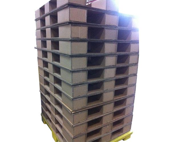 Paper Pallets/partition Boards
