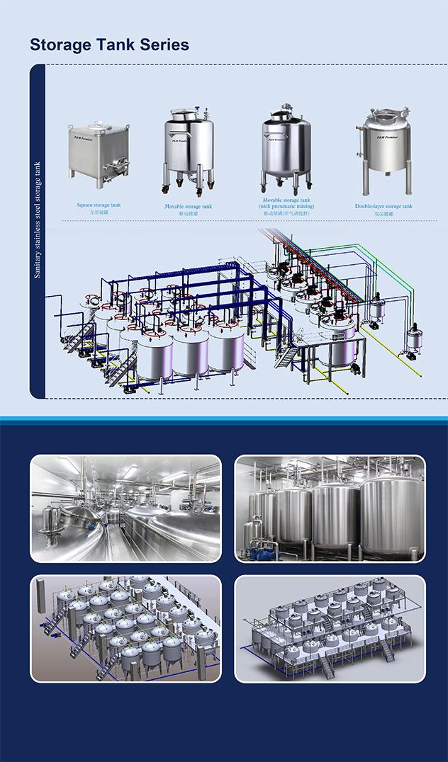 Storage Tank Series