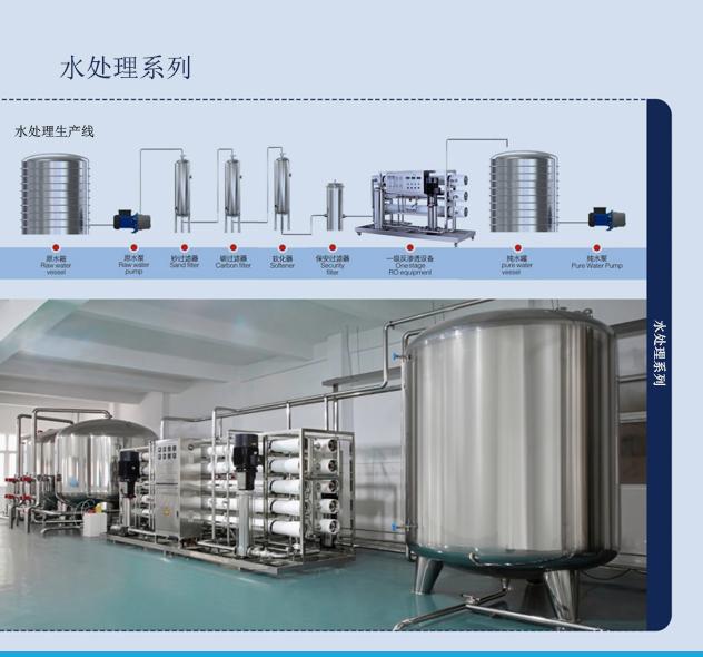 水处理系列