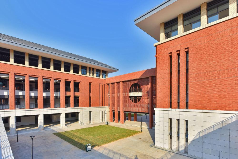 Yunfu Campus of Guangdong Pharmaceutical University