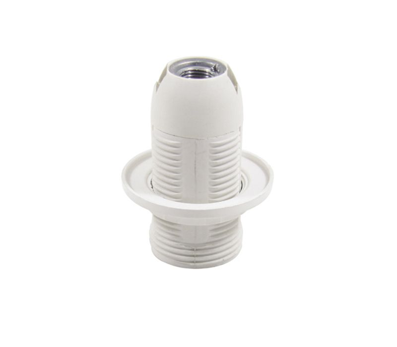 E14-102,WH,RING,METAL NUT