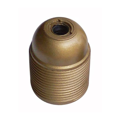 E27 full tooth paint head (gold)