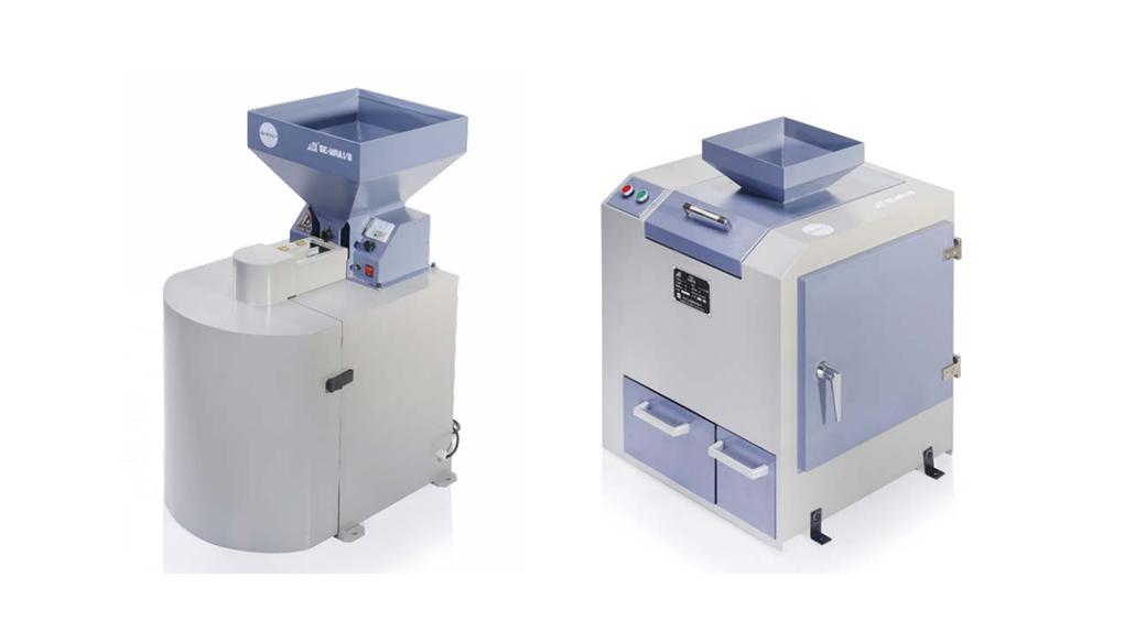 5E-MR 系列电动缩分机