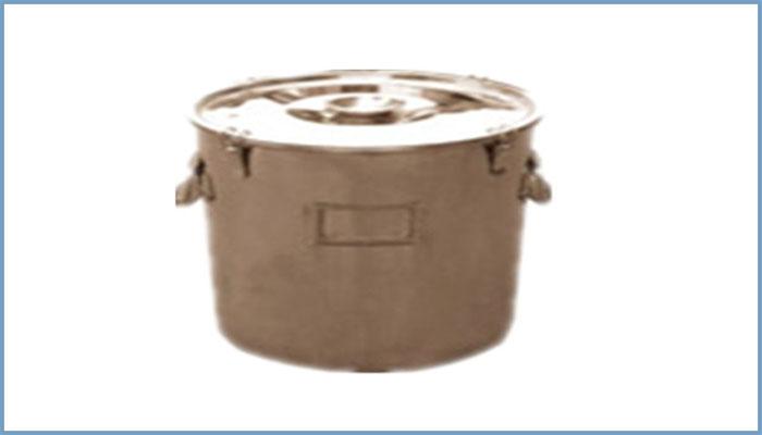 不锈钢密封盛样桶ZY/TF16