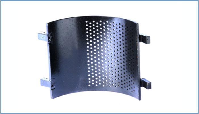 3毫米粒度筛板