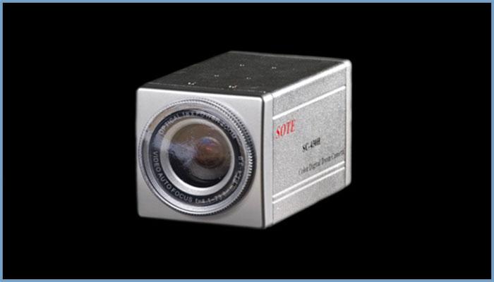一体化摄像机