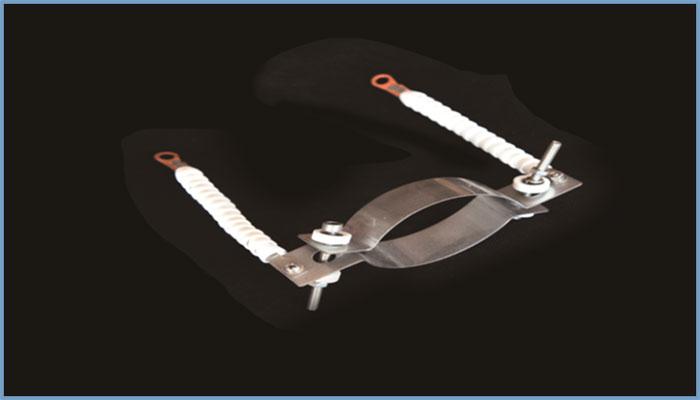 硅碳管接线夹组件(配件)
