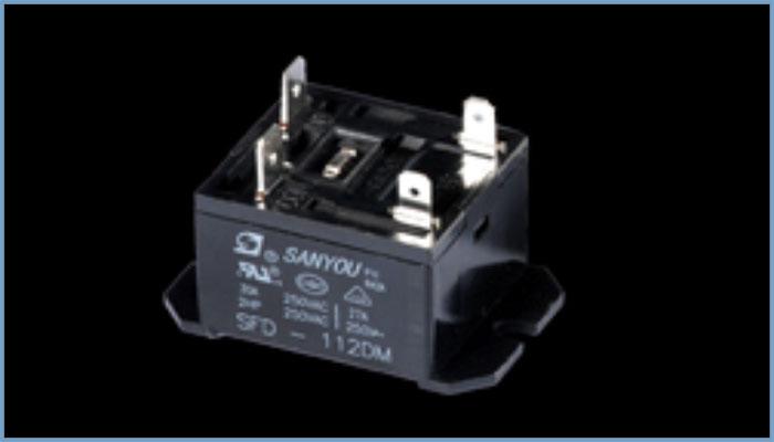 继电器(SFD-112DM)