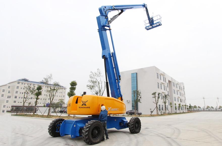 GTZZ38Z曲臂式高空作业平台