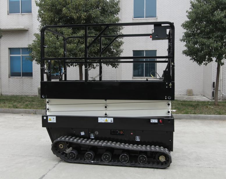 GTJZ06T/GTJZ08T履带剪叉式高空作业平台(8米、10米)