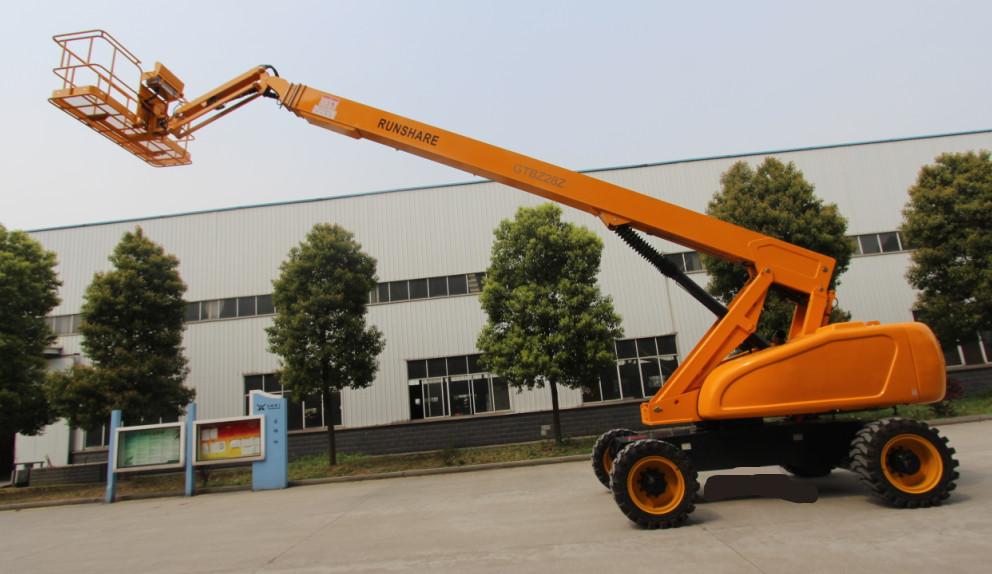 GTBZ28Z直臂式高空作业平台
