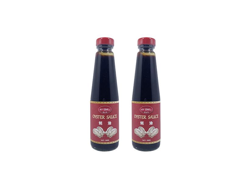 280g OEM Factory High Grade Chinese Premium Vegetarian Oyster Sauce