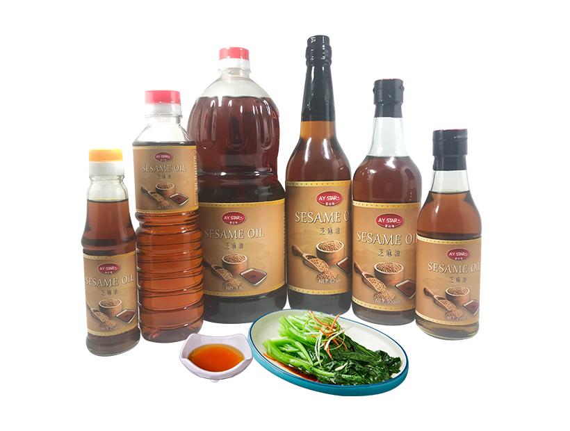 Good Health Free Sample Cooking Cuisine Sesame Seed Oil