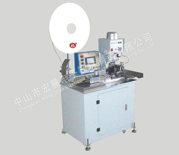 排线打端机-HC-04全自动排线端子机