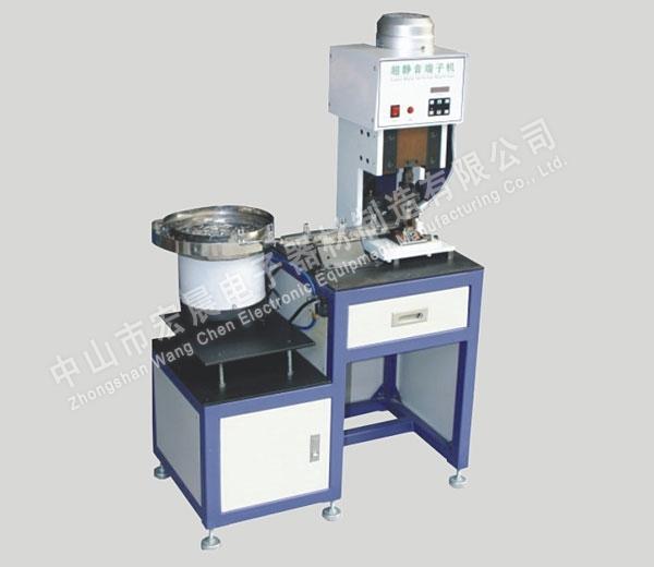 Semi-automatic Terminating machine series-HC-2T Bulk terminal automatic feeding & pressing machine