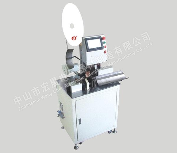 HC-03 Fully-automatic terminal pressing machine (single-head)