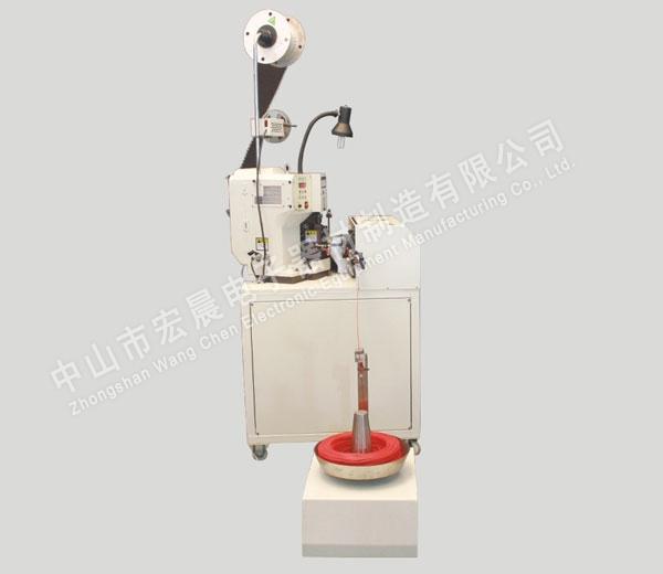 HC-02 Fully-automatic single-head peeling twisting & end-playing machine