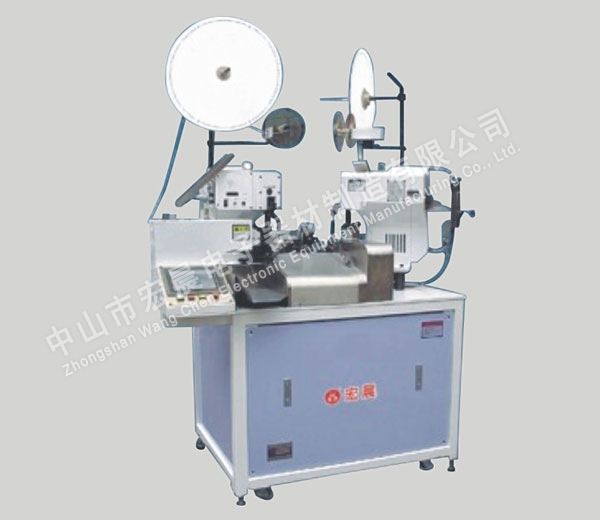 HC-01 Fully-automatic double-head end-playing machine