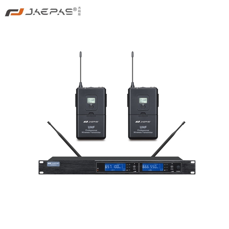 One drag two wireless Bodypack SV82-2 square