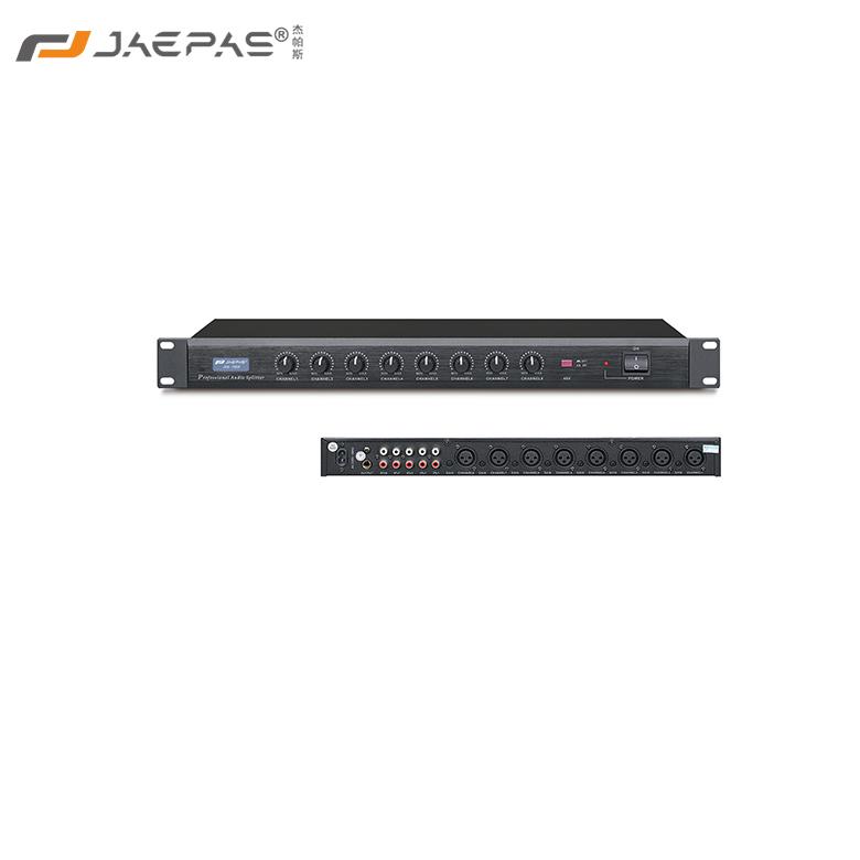 八路混音器JPS-782