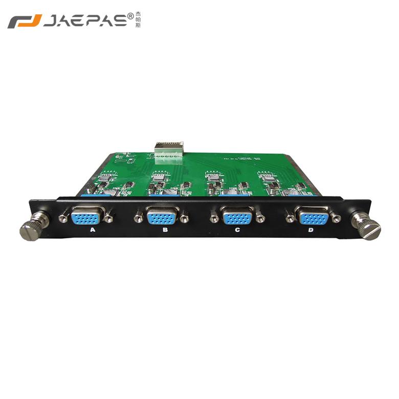 HD mixed matrix card VGA input and output