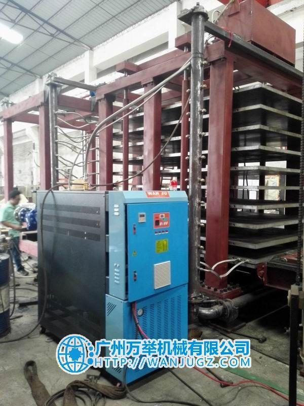 硫化機平板油加熱器