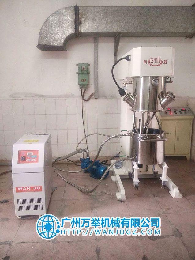 攪拌機控溫油加熱器(油溫機)