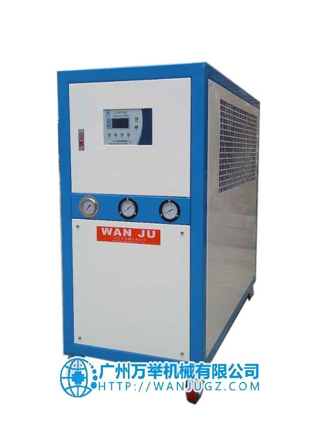 經濟型風冷式冷水機