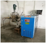 OTP/OTK系列 300℃/320℃反應釜油加熱器/反應釜油控溫機
