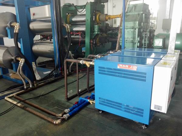 橡胶.塑料压延设备配套 水循环模温机