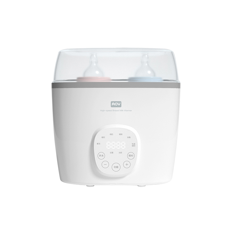 AOV6712 智能双瓶暖奶器