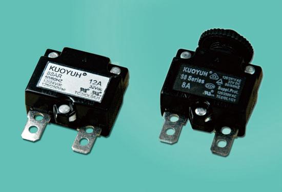 KUOYUH 88系列电流过载保护器系列保护器